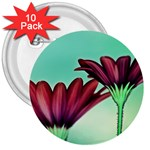 Osterspermum 3  Button (10 pack) Front