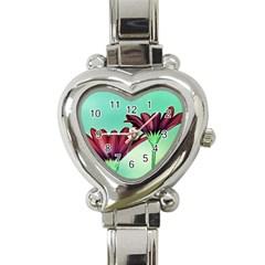 Osterspermum Heart Italian Charm Watch