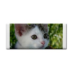 Young Cat Hand Towel