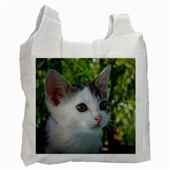 Young Cat Recycle Bag (One Side)