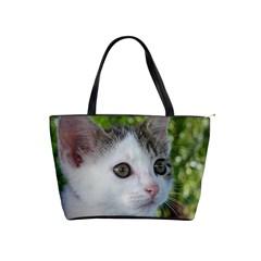 Young Cat Large Shoulder Bag