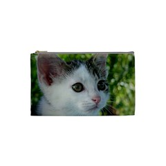 Young Cat Cosmetic Bag (small)