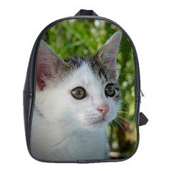 Young Cat School Bag (Large)