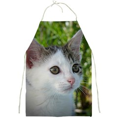 Young Cat Apron