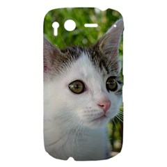 Young Cat HTC Desire S Hardshell Case