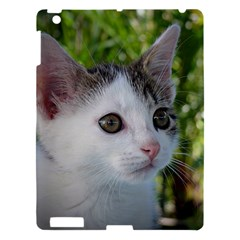 Young Cat Apple iPad 3/4 Hardshell Case