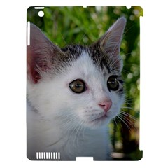 Young Cat Apple Ipad 3/4 Hardshell Case (compatible With Smart Cover)
