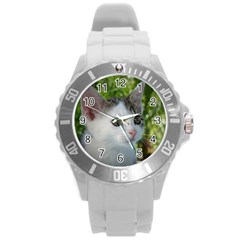 Young Cat Plastic Sport Watch (Large)