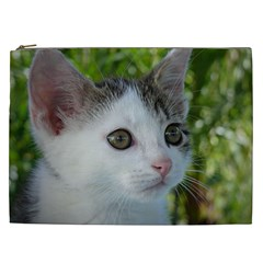 Young Cat Cosmetic Bag (XXL)