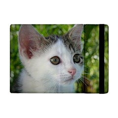 Young Cat Apple Ipad Mini Flip Case