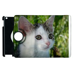 Young Cat Apple Ipad 3/4 Flip 360 Case