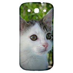 Young Cat Samsung Galaxy S3 S Iii Classic Hardshell Back Case