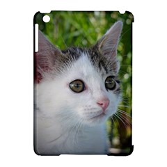 Young Cat Apple iPad Mini Hardshell Case (Compatible with Smart Cover)