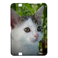 Young Cat Kindle Fire Hd 8 9  Hardshell Case