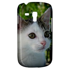 Young Cat Samsung Galaxy S3 MINI I8190 Hardshell Case