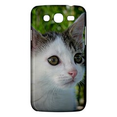 Young Cat Samsung Galaxy Mega 5.8 I9152 Hardshell Case