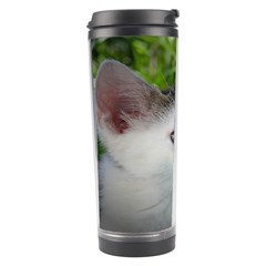Young Cat Travel Tumbler
