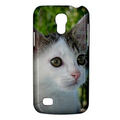 Young Cat Samsung Galaxy S4 Mini Hardshell Case