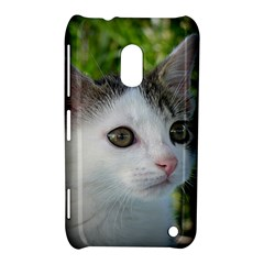 Young Cat Nokia Lumia 620 Hardshell Case