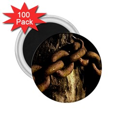 Chain 2.25  Button Magnet (100 pack)