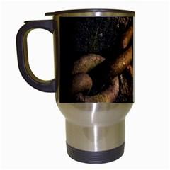 Chain Travel Mug (white)