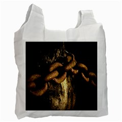 Chain Recycle Bag (two Sides)
