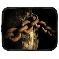 Chain Netbook Case (XL)