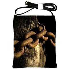 Chain Shoulder Sling Bag