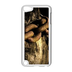 Chain Apple iPod Touch 5 Case (White)