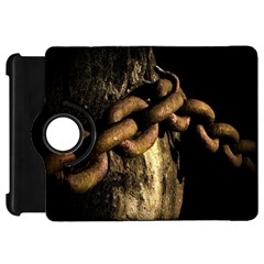 Chain Kindle Fire Hd 7  Flip 360 Case
