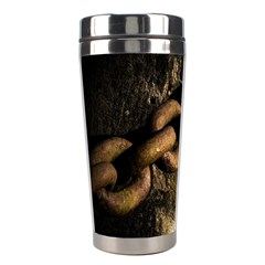 Chain Stainless Steel Travel Tumbler