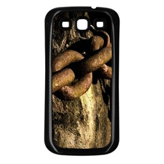 Chain Samsung Galaxy S3 Back Case (black)