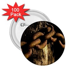 Chain 2 25  Button (100 Pack)