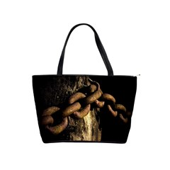 Chain Large Shoulder Bag