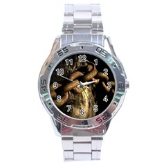 Chain Stainless Steel Watch (Men s)