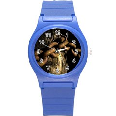 Chain Plastic Sport Watch (small)