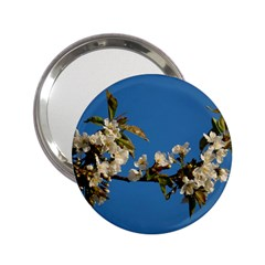 Cherry Blossom Handbag Mirror (2.25 )