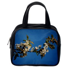 Cherry Blossom Classic Handbag (One Side)