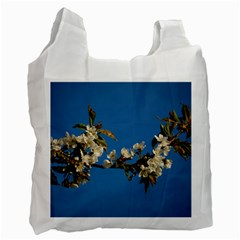 Cherry Blossom Recycle Bag (Two Sides)