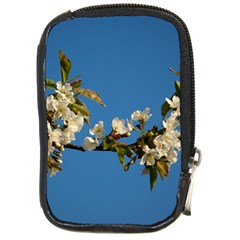 Cherry Blossom Compact Camera Leather Case