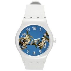 Cherry Blossom Plastic Sport Watch (medium)