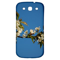 Cherry Blossom Samsung Galaxy S3 S III Classic Hardshell Back Case