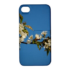 Cherry Blossom Apple iPhone 4/4S Hardshell Case with Stand
