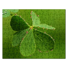 Drops Jigsaw Puzzle (rectangle)