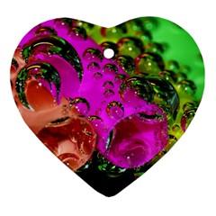 Tubules Heart Ornament