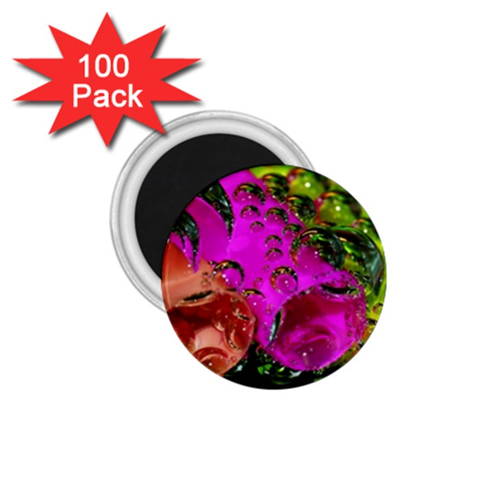 Tubules 1.75  Button Magnet (100 pack)