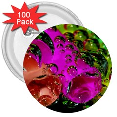 Tubules 3  Button (100 Pack)