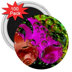 Tubules 3  Button Magnet (100 pack)