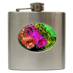Tubules Hip Flask