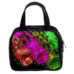 Tubules Classic Handbag (Two Sides)